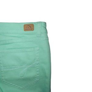 Denim - Jordache Mint Green Jeans